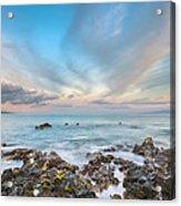 South Maui Sunrise Acrylic Print