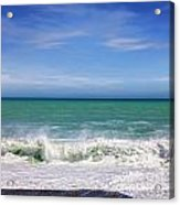 South Pacific  Acrylic Print by Colin and Linda McKie