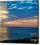 South Padre Island Texas Acrylic Print