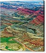 South Pass Acrylic Print