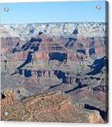 South Rim Grand Canyon National Park Acrylic Print