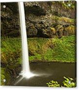 South Silver Falls 3 Acrylic Print