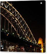 South Sydney Harbour Bridge Acrylic Print