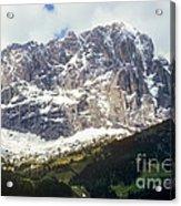 South Tyrol Acrylic Print