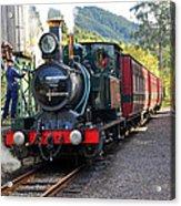 South West Wilderness Railway Acrylic Print