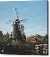 Southampton Bursledon Windmill Acrylic Print