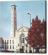 Southampton Civic Center Public Building Acrylic Print