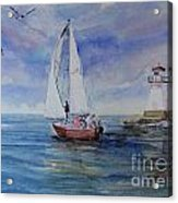 Southampton Wind Acrylic Print