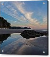 Southbound Cloudstream Acrylic Print