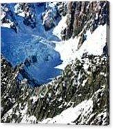 Southern Alps New Zealand Acrylic Print