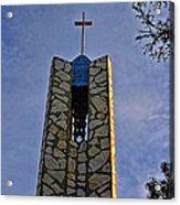 Southern California's Wafarers Chapel 1 Acrylic Print