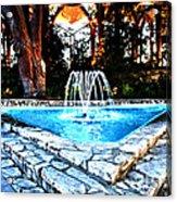Southern California's Wafarers Chapel 7 Acrylic Print