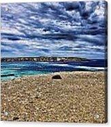 Southern Coastline V6 Acrylic Print