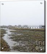 Southern Ebb And Flow Acrylic Print