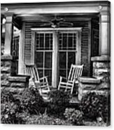 Southern Front Porch 2 Acrylic Print