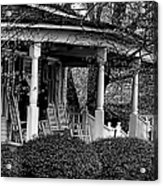 Southern Front Porch 4 Acrylic Print