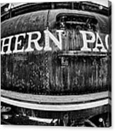 Southern Pacific Acrylic Print