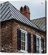 Southern Rooftops Acrylic Print