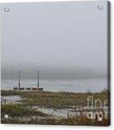 Southern Sea Fog Acrylic Print