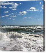 Southern Shores Splash Acrylic Print