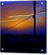 Southern Sky Acrylic Print