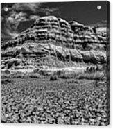 Southern Utah 003 Acrylic Print by Lance Vaughn