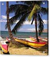 Southside Of Maui Acrylic Print
