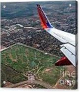 Soutwest Airlines Acrylic Print