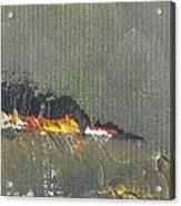 Souvenir De Vacances #26 - Memory Of A Vacation #26 Acrylic Print
