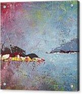 Souvenir De Vacances #36 - Memory Of A Vacation #36 Acrylic Print