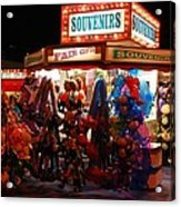 Souvenirs And Fair Gifts Acrylic Print