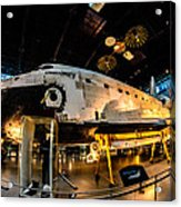 Space Shuttle Discovery Acrylic Print