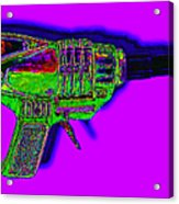 Spacegun 20130115v4 Acrylic Print