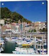 Spain, Basque Country Region, Guipuzcoa Acrylic Print