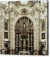Spain. Granada. Cartuja Carthusian Acrylic Print
