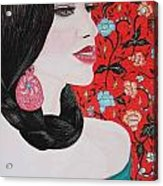 Spanish Dreaming Acrylic Print