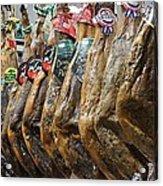 Spanish Ham Acrylic Print