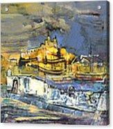 Spanish Harbour 03 Acrylic Print