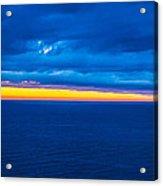 Spanish Sea Acrylic Print