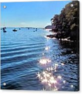 Sparkles And Twinkles Acrylic Print