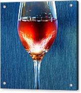 Sparkling Moscato Acrylic Print by Bill Tiepelman