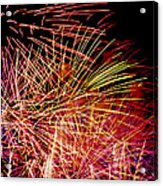 Sparkling Night Acrylic Print