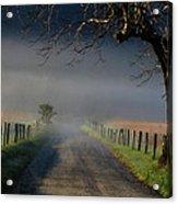 Sparks Lane Sunrise II Acrylic Print