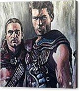 Spartacus Acrylic Print