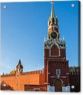 Spassky - Savior's - Tower Acrylic Print