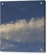 Spear Cloud Acrylic Print