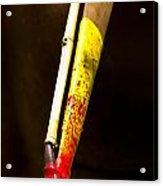 Spear Thrower Woomera Acrylic Print