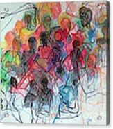 Special Needs Family Acrylic Print