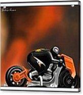 Speed Acrylic Print