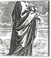 Speusippus, Ancient Greek Philosopher Acrylic Print